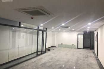 Cho thuê văn phòng MT khu sầm uất, có hầm đỗ xe, DT 130m2 giá 40 triệu