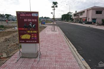 Đất Bình Dương giá rẻ, siêu đẹp, giá siêu đầu tư. An Phú, Thuận An mặt tiền DT 743 giá 1,05 tỷ