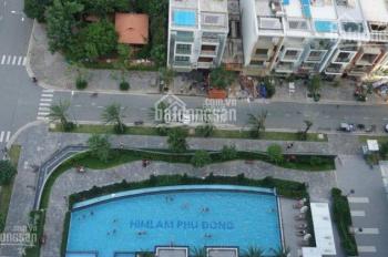 Bán CH Him Lam Phú Đông 65m2, 2 phòng ngủ, 2WC, đông nam giá 2.13 tỷ full thuế phí. LH 0904418583