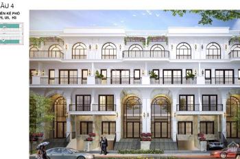 Shophouse mặt tiền Nguyễn Thị Nhung 5 x 20m vị trí cực đẹp đường 35m giá 11.5 tỷ liên hệ 0939600804