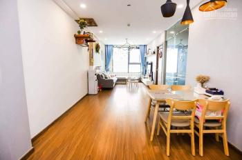 Chính chủ cần bán CH đầy đủ nội thất 2PN, 67m2 ở tầng trung tòa nhà Eco Green, Thanh Trì, Hà Nội