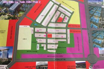 Dự án đất nền KDC Tuấn Điền Phát sổ hồng trao tay, giá đầu tư siêu hấp dẫn. LH 0933699241