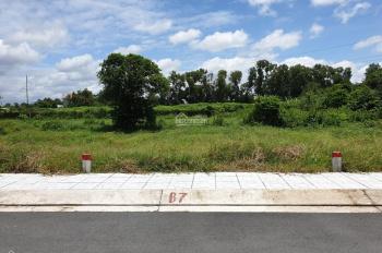 Cần bán gấp lô đất MT Bến Than, xã Hòa Phú, DT 82m2, đường 10m, giá 1.330 tỷ. Tài 0967.087.089