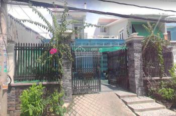 Nhà mặt tiền Linh Hoà Tự, Đa Phước, Bình chánh, 222m2, 1 lầu, xe hơi vào tận nhà, hướng Tây Bắc