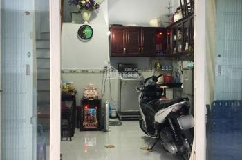 Bán nhà hẻm xe hơi Lãnh Binh Thăng, Quận 11, 1 trệt, 1 lầu, 1 gác, 2PN 1WC, SHR, giá 2.65 tỷ (TL)