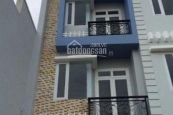 Cho thuê nhà MT Khánh Hội, Q. 4, DT: 6x15m, 3 lầu. Giá 140 triệu/th