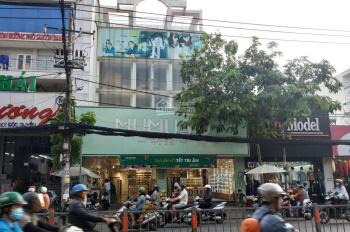 Mặt tiền Lê Đức Thọ ngay siêu thị Coopmart, DT 7.3x23m, trệt 4 lầu ĐCT 78tr/th, 0919018238