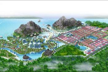 Bán ô góc đất biệt thự trục thông biển tại dự án Quảng Hồng, Cẩm Phả, Quảng Ninh