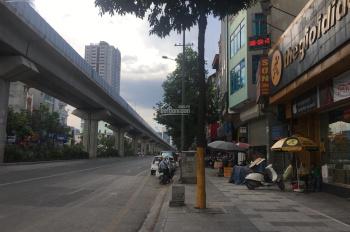 Bán gấp nhà mặt phố Quang Trung, lô góc vỉa hè 7m, 85m2 x 4 tầng, MT 6m, KD ngày đêm, giá 12.8 tỷ