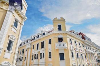 Shophouse Châu Âu trung tâm Bãi Cháy Hạ Long, bán căn góc 150m2 cạnh quảng trường Vip nhất dự án