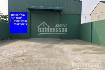 Cho thuê nhà 2 mặt tiền Nguyễn Thị Kiểu, Hiệp Thành, Quận 12 gần MeTro, DT 10x45m, 38tr/th