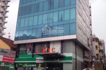 Bán tòa nhà MT Nguyễn Thái Bình, P.4, Tân Bình. DT 11x26m, hầm 10 lầu, 120 tỷ