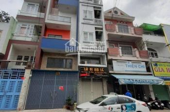 Nhà mặt tiền cho thuê nguyên căn (1 trệt + 4 lầu), số 486 Hoà Hảo, phường 5 - quận 10