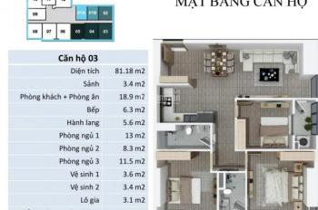 Bán CHCC FLC Star Tower 418 Quang Trung Hà Đông