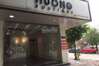 Cho thuê mặt bằng kinh doanh Đường Nguyễn Văn Cừ, TP Vinh