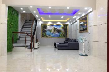 Bán gấp căn nhà phố kiểu biệt thự khu đồng bộ một trục ngay đường Nguyễn Oanh phường 6 Gò Vấp
