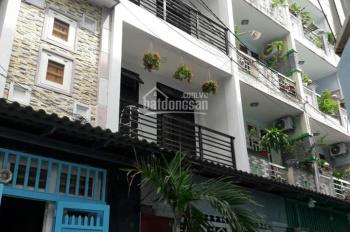 Cho thuê nhà full nội thất HXH 5m đường Phan Huy Ích, p12, Gò Vấp