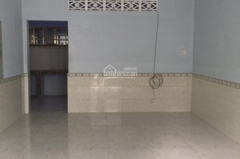 Cho thuê nhà Phan Huy Ích 4x8m đúc 1 lầu, giá 4.5tr. LH 0703697464