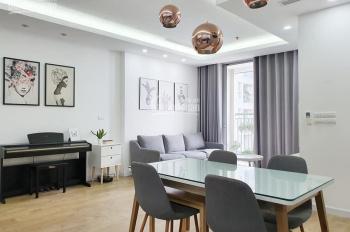 Cho thuê căn hộ The Garden Hill rộng 80m2, gồm 2 phòng ngủ giá 10triệu/tháng