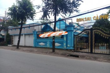 Cho thuê nhà mặt phố góc 2 mặt tiền Đường Ngô Chí Quốc, Phường Linh Chiểu, Quận Thủ Đức