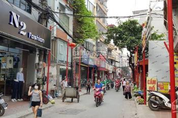 Bán nhà mặt phố Hồng Mai, Chùa Quỳnh, Hai Bà Trưng giá 5,5 tỷ, kinh doanh sầm uất, đường ô tô tránh