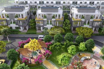 Nhà phố kinh doanh và biệt thự Lan Viên, chỉ 7,5 tỷ có ngay căn nhà phố 132m2, sân vườn rộng rãi