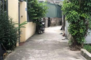 Bán hộ bà chị lô đất 58m2 tại làng Cầu, Thạch Bàn, Long Biên, Hà Nội 27tr/m2