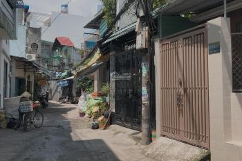 Bán nhà đường Nơ Trang Long, P13, Bình Thạnh, DT 10x11m, C4, 10.2 tỷ, LH 0903147130
