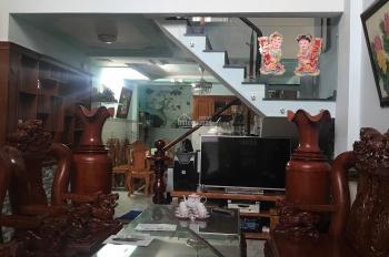 Bán nhà 945/6 Nguyễn Ảnh Thủ 4x15m, trệt + lửng + 2 lầu. Giá 4.65 tỷ thương lượng