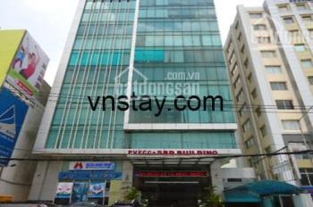 Cho thuê văn phòng PVFC  đường Đinh Bộ Lĩnh, phường 24 Bình Thạnh gần Hàng Xanh
