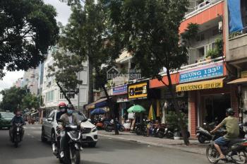 Bán nhà mặt tiền đường Nguyễn Trãi, P7, Quận 5. DT: 4,3x23m