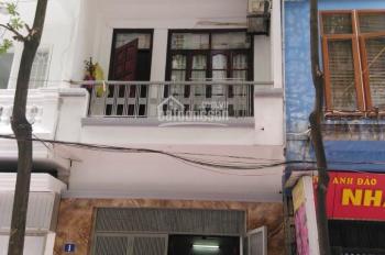 Cần bán nhà khu phân lô cán bộ cao cấp tại Hoàng Cầu, Đống Đa, Hà Nội