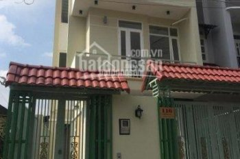 Cho thuê nhà mặt phố Đường 24, P.Bình An 5x26m. Trệt, 3 lầu, 4PN, 5WC. Giá 35 tr/th. Tín 0983960579