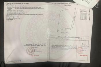 Chính chủ cần tiền bán gấp gần 5000m2 đất nền tại xã Thắng Hải, Hàm Tân, Bình Thuận. LH: 0939486777