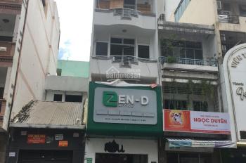Cho thuê nhà mặt tiền Nguyễn Bình Khiêm Q1 DT 4.2x18m 4 tầng, vị trí đẹp, giá gấp 65 triệu/tháng