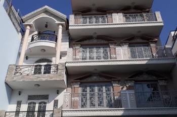 Cho thuê nhà lớn - có hầm mặt tiền khu sầm uất đường Phạm Hùng, P. 5, Q. 8