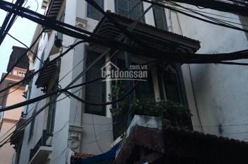 Bán nhà trong ngõ phố Ông Ích Khiêm, Quận Ba Đình, HN, diện tích 92m2. Mặt tiền 4,1m, 10.8 tỷ