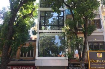 Nhà mặt phố cổ Hàng Buồm cho thuê 100m2 x 6 tầng, mặt tiền 4m làm mọi mô hình