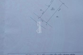 Lô đất đầu tư sinh lời quá đẹp 436m2 cách ĐHQGHN và cổng chính Xanh Vilas chỉ 300m, LH: 0388388586