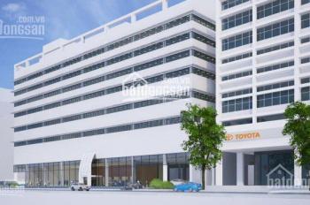 Cho thuê tòa văn phòng chuyên nghiệp tại Toyota 315 Trường Chinh, Thanh Xuân, diện tích linh hoạt