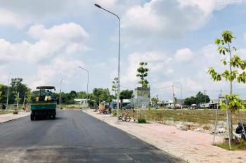 Đất nền Mega City Bến Cát, ngay bệnh viện đa khoa Mỹ Phước, giá đầu tư giá 700tr/nền