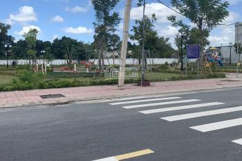 Đất nền Mega City Bến Cát, ngay bệnh viện đa khoa Mỹ Phước, giá đầu tư giá 680tr/nền
