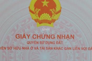Cần bán lô đất sổ đỏ chính chủ dự án Đông Dương Green Mạo Khê, Đông Triều. ĐT: 0914320834