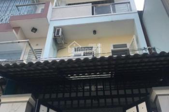 Bán nhà hẻm xe hơi 8m Mã Lò, Bình Trị Đông A, Q.Bình Tân, 4x17m, 3 tấm