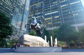 Sunshine City Sài Gòn giá chủ đầu tư, 2PN = 75m2 giá 3.7 tỷ, 3PN=102m2 giá 4.6tỷ, LH: 0917 45 2211