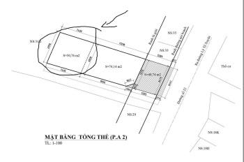 Đất 2 mặt tiền đường phường Linh Đông, Thủ Đức 120m2 giá rẻ