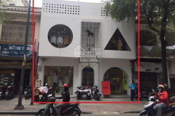 Cho thuê nhà nguyên căn Mạc Thị Bưởi gần Nguyễn Huệ 8m x 20m, trệt, lầu, trống suốt