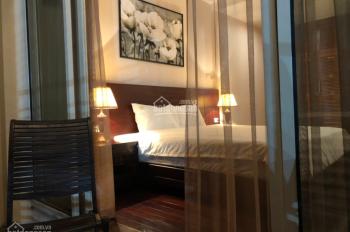 Cho thuê 4 căn hộ 1 phòng ngủ, diện tích 80m2/ sàn, mặt đường Hàng Than - Ba Đình. LH: 0397696789