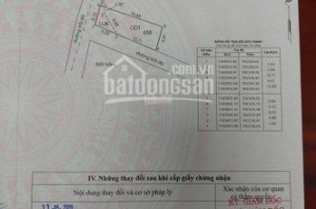 Bán đất Trần Đại Nghĩa xã Tân Kiên Bình Chánh.sổ hồng riêng. LH 0939 559 168