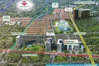 CĐT - mở bán dãy H01 An Phú Shop Villa 162m2 mặt đường 27m cạnh siêu thị Aeon Mall. LH 0932 458 368